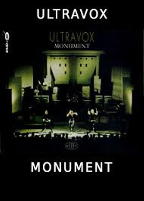 Ultravox: Monument the Soundtrack (1970)