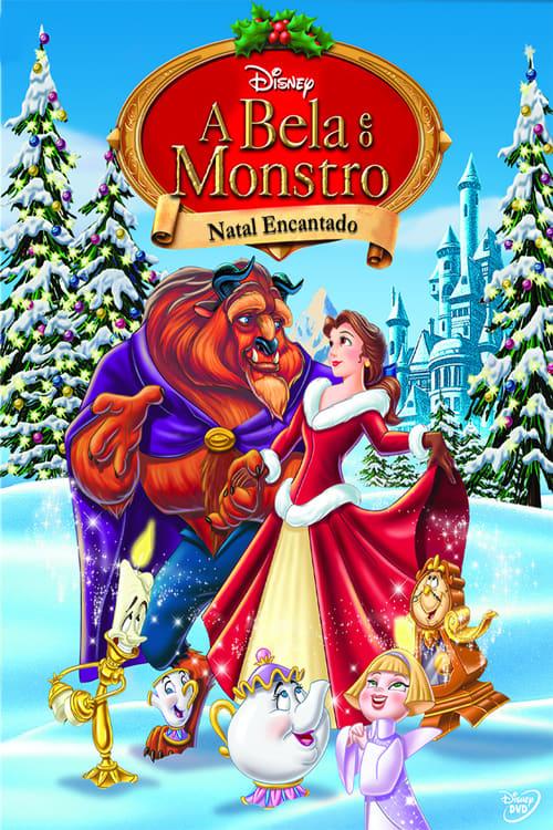Assistir O Natal Encantado da Bela e a Fera