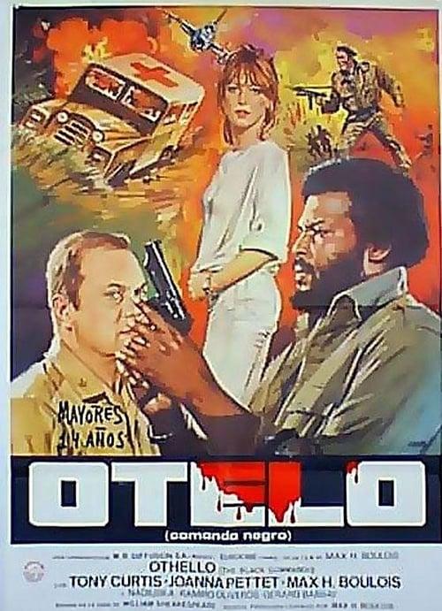 Black Commando (1982) Poster
