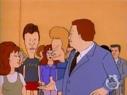 Beavis And Butt Head 1995 Amazon Prime: Season 6 – Episode P.T.A.