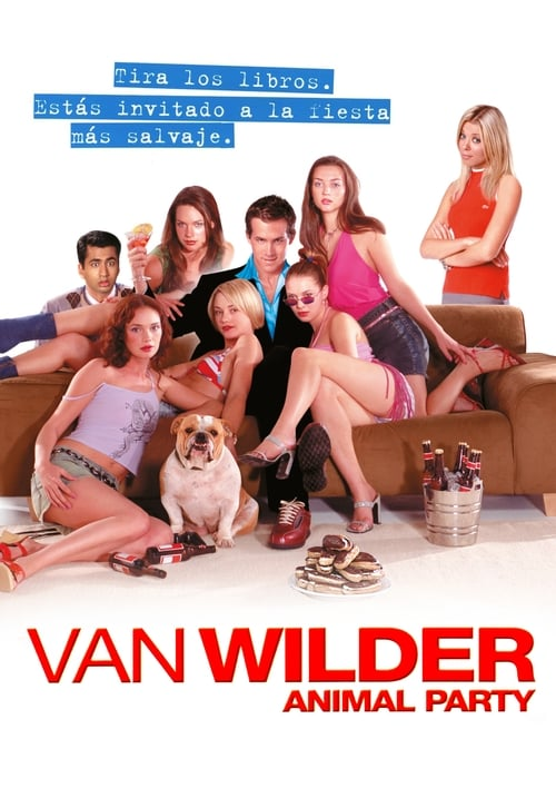 National Lampoon's Van Wilder pelicula completa
