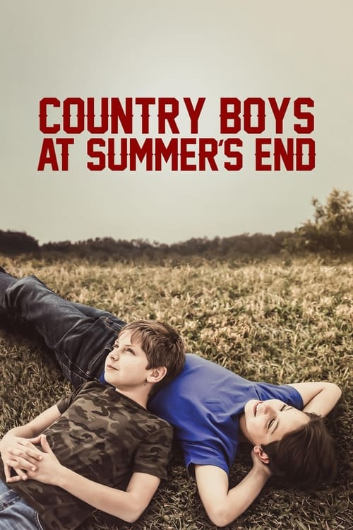 Country Boys at Summer's End Read more here