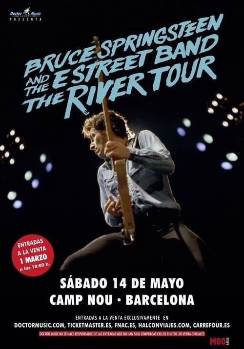 Bruce Springsteen - The River Tour - Barcelona 2016 (1970)