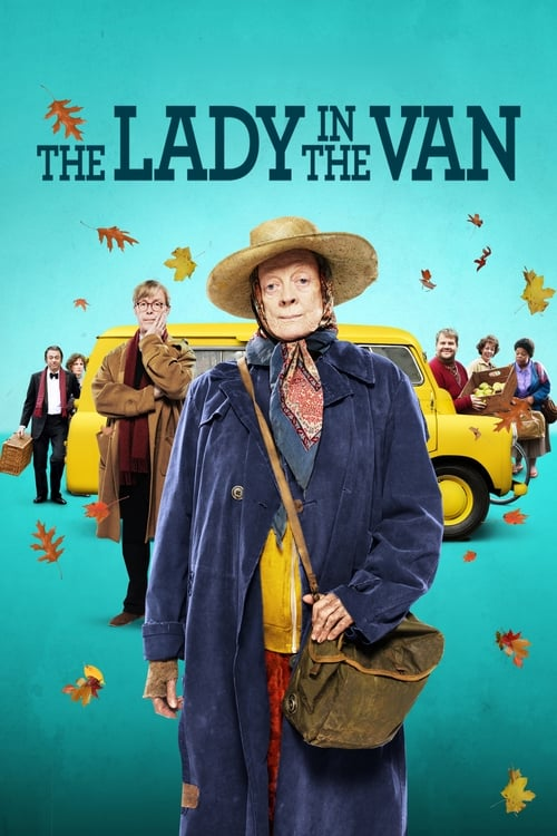 Poster von The Lady in the Van