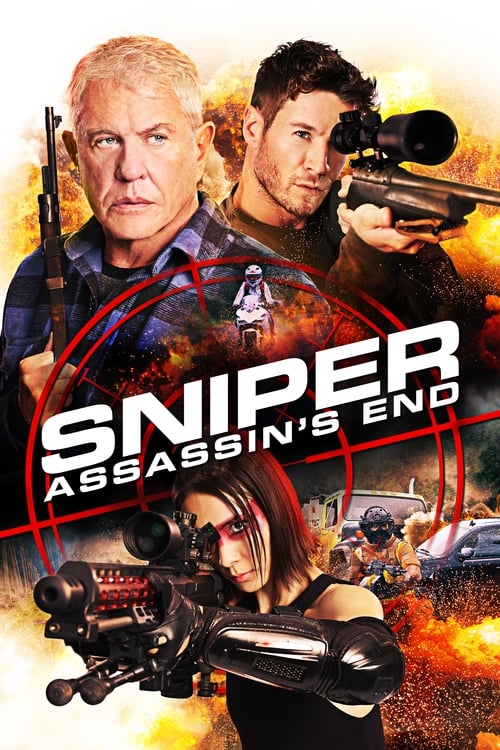 Sniper 8 : Assassin's End (2020)