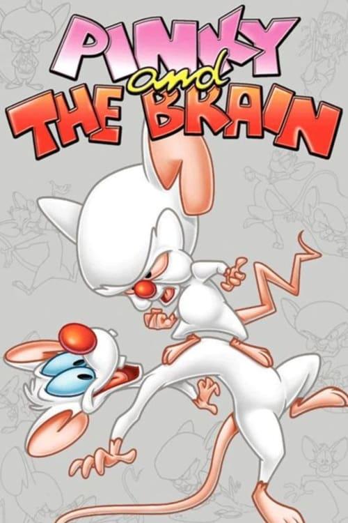 Pinky & der Brain - Animation / 1995 / 4 Staffeln