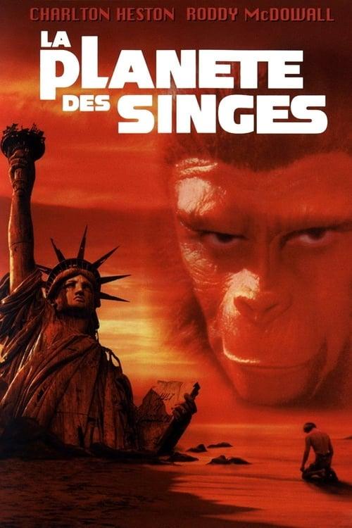[FR] La Planète des singes (1968) streaming vf