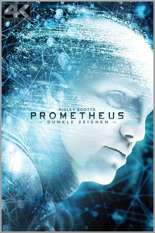 Poster von Prometheus - Dunkle Zeichen