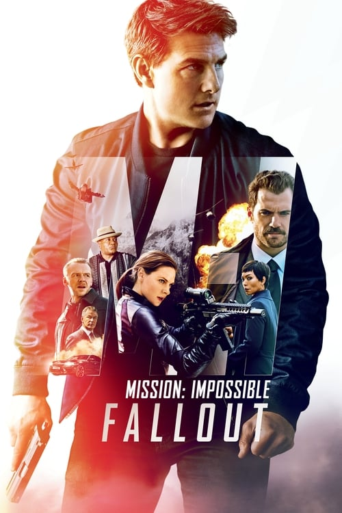 Poster. Mission: Impossible – Fallout (2018)