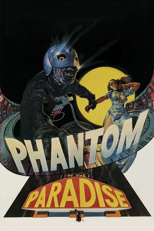 Largescale poster for Phantom of the Paradise