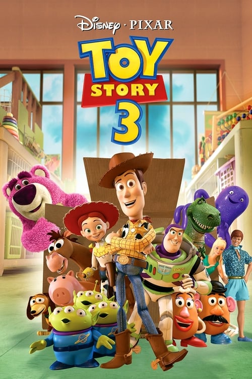 Voir Toy Story 3 (2010) streaming Amazon Prime Video