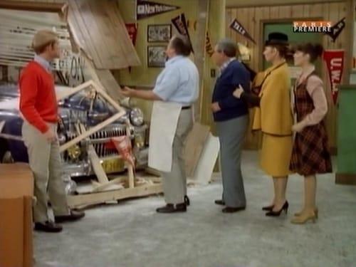 Happy Days: Season 7 – Episod Marion Goes to Jail