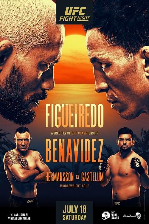UFC on ESPN+ 30: Figueiredo vs. Benavidez 2
