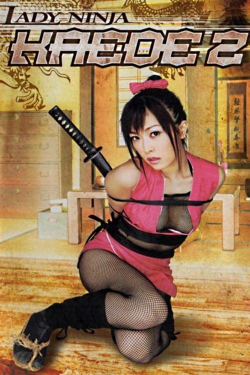 Lady Ninja Kaede 2 poster