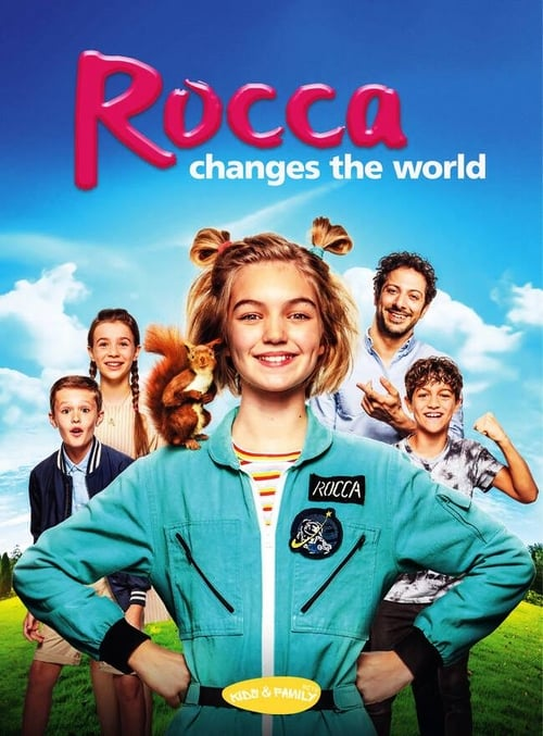 Rocca Changes the World (2019) Poster