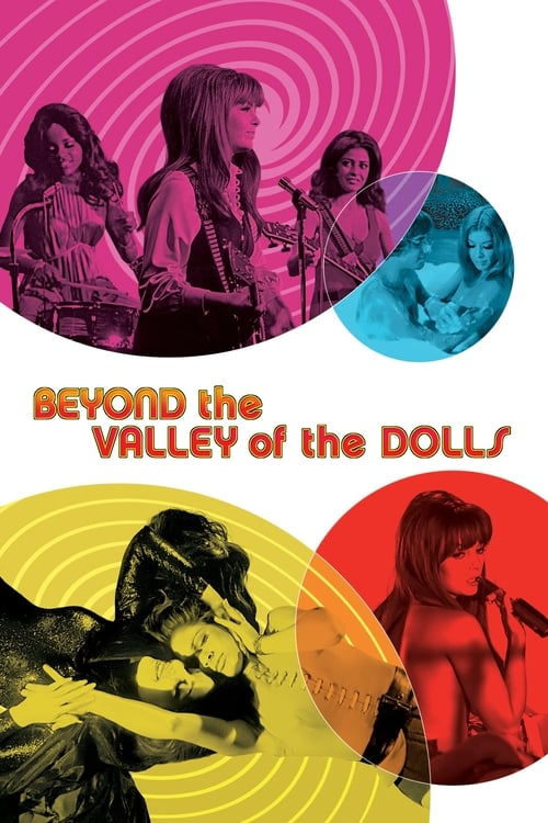 Largescale poster for Beyond the Valley of the Dolls