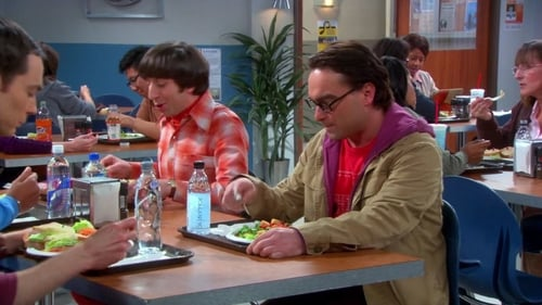 The Big Bang Theory - Season 6 - Episode 20: The Tenure Turbulence