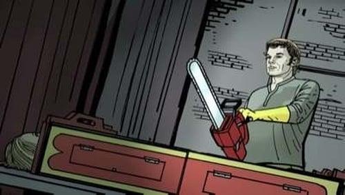 Dexter - Season 0: Specials - Episode 12: Early Cuts: Cindy Landon (Chapter 4)
