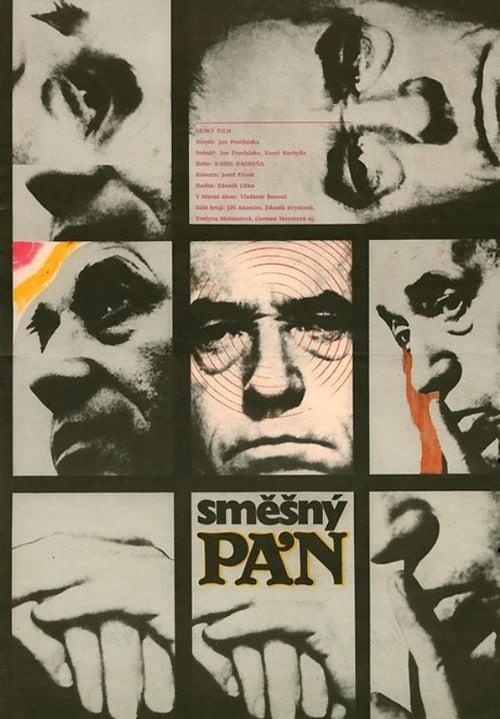 Largescale poster for Směšný pán