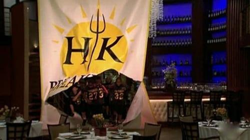 Poster della serie Hell's Kitchen