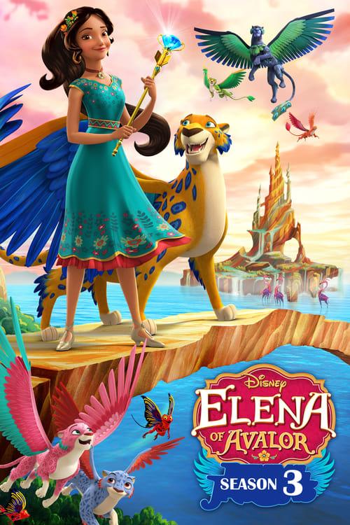 Elena of Avalor Poster