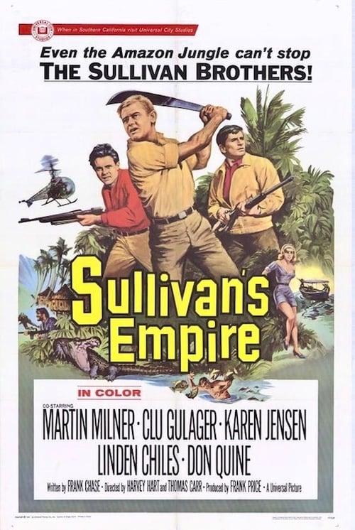 Mira La Película Sullivan's Empire Completamente Gratis
