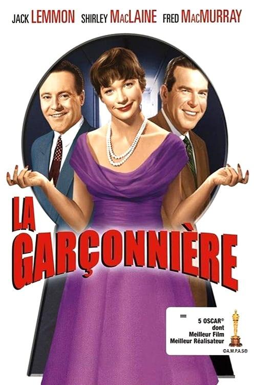 Regarder La garçonnière (1960) Streaming HD FR