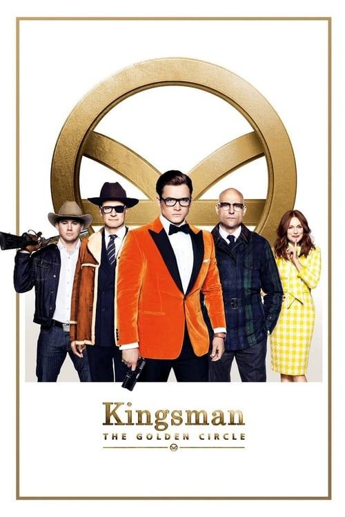 Kingsman: The Golden Circle playing at Roadhouse Cinemas