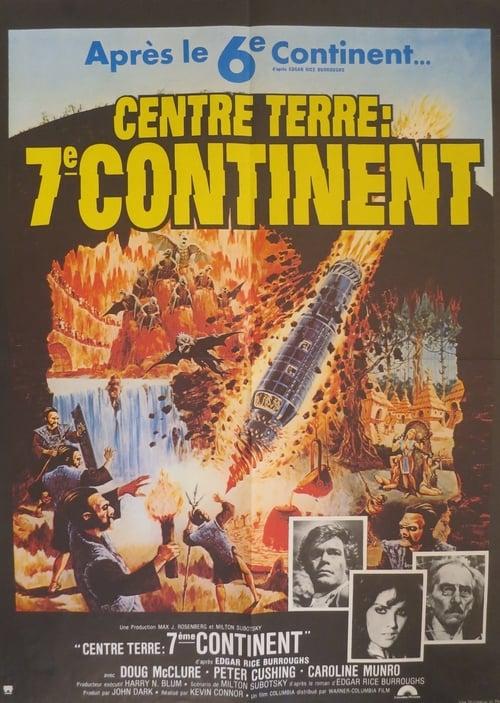 Centre Terre, septième continent (1976)