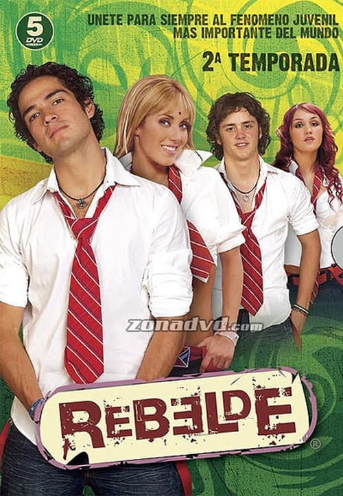 Watch Rebelde Season 2 in English Online Free