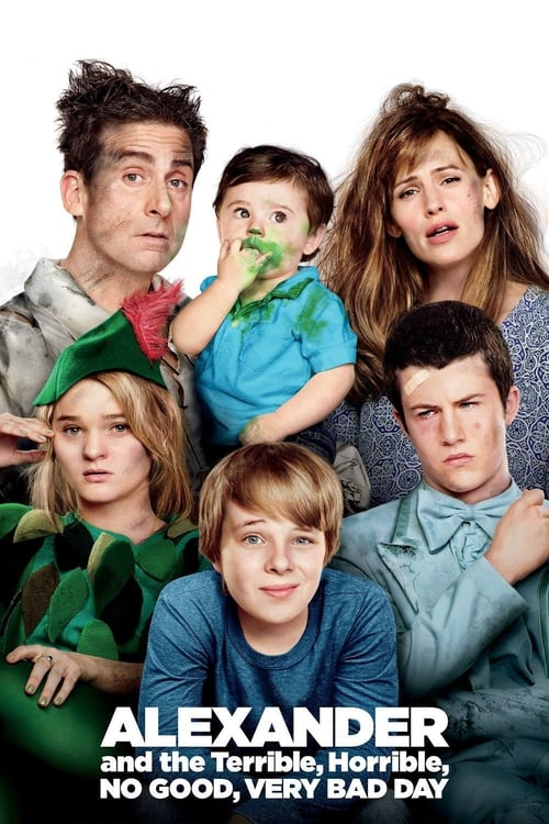 Streaming Alexander and the Terrible, Horrible, No Good, Very Bad Day (2014) Best Quality Movie