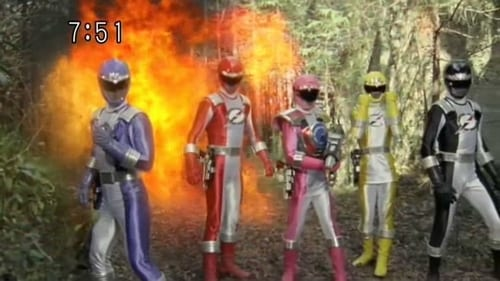 Super Sentai: GoGo Sentai Boukenger – Episod The Pipes Of Hamelin