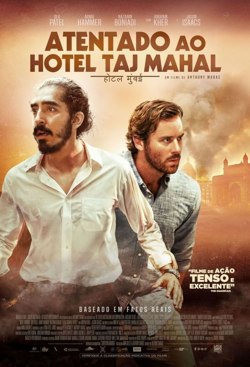 Assistir Atentado ao Hotel Taj Mahal