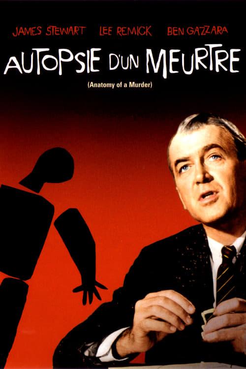 Regarder Autopsie d'un meurtre (1959) Streaming HD FR