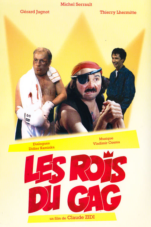 Les Rois du Gag (1985)