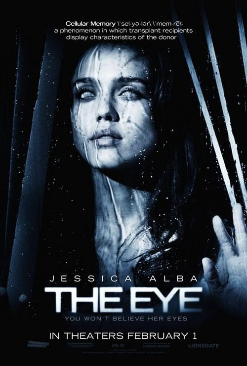 Download The Eye (2008) Movie Free Online