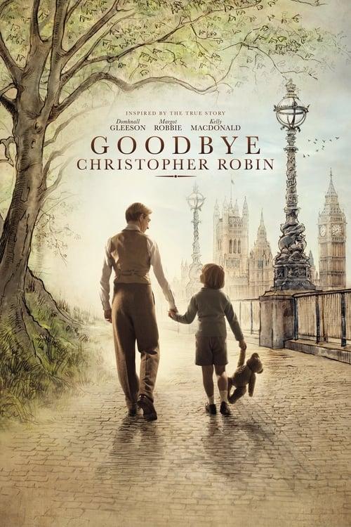 Assistir Adeus, Christopher Robin