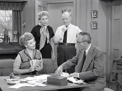 I Love Lucy: Season 4 – Épisode The Business Manager