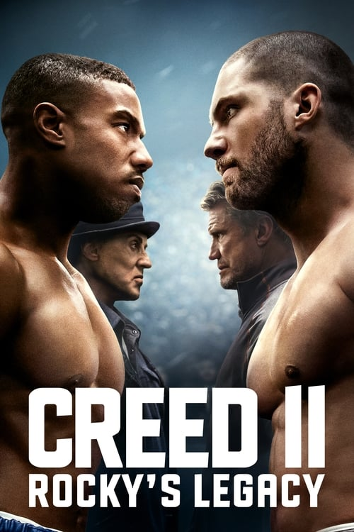 Poster von Creed II: Rocky's Legacy