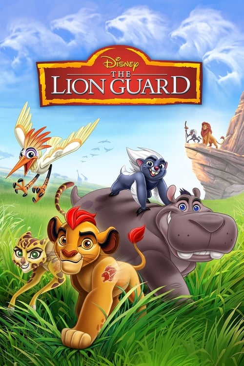 The Lion Guard cover