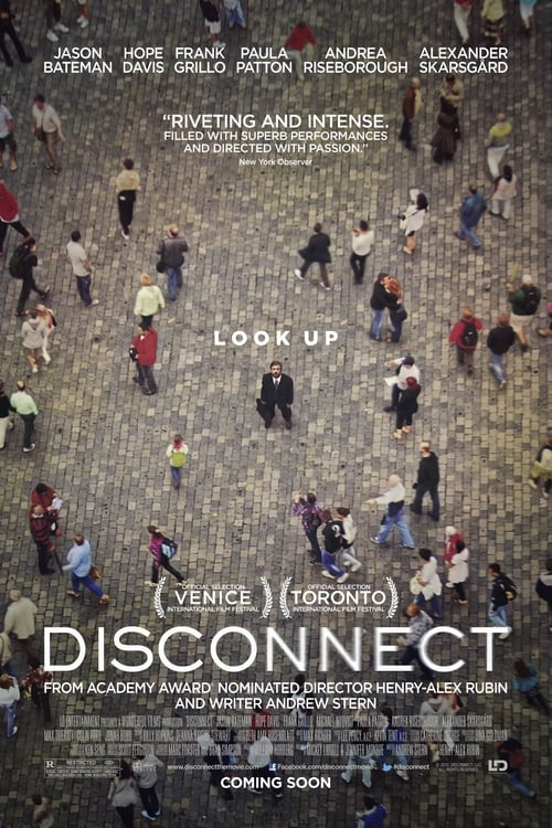 Watch Disconnect (2012) Best Quality Movie
