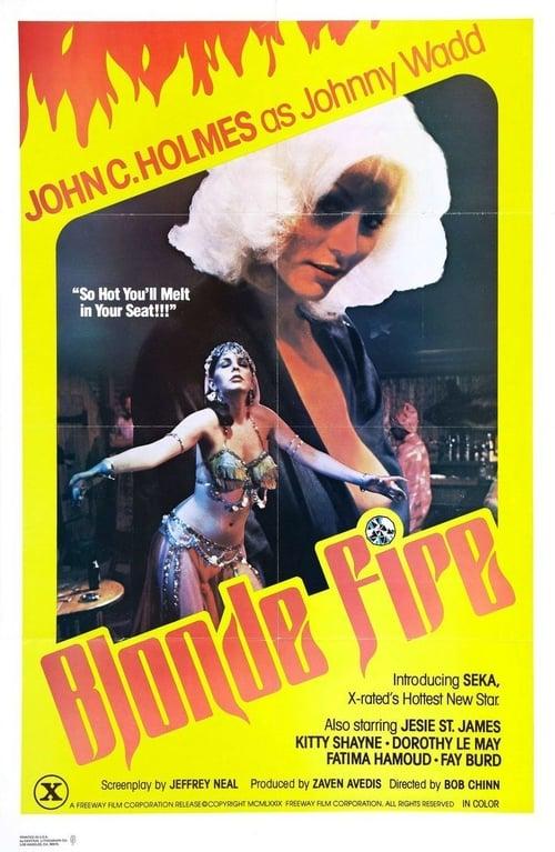 Ver pelicula Blonde Fire Online