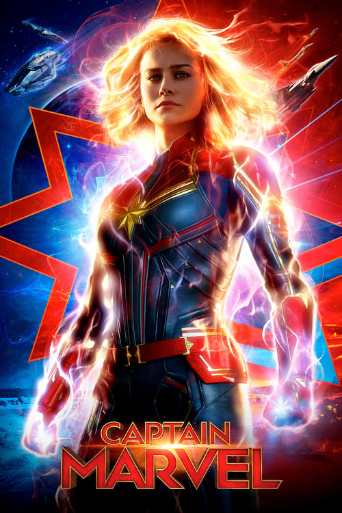 Poster. Captain Marvel (2019)