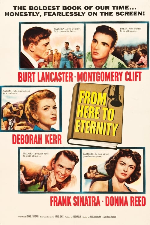 Download From Here to Eternity (1953) Full Movie