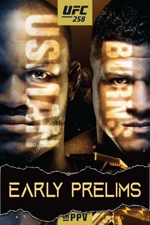 Watch UFC 258: Usman vs. Burns - Early Prelims Online Fandango