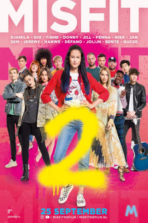 Misfit 2 (2019) — The Movie Database (TMDb)