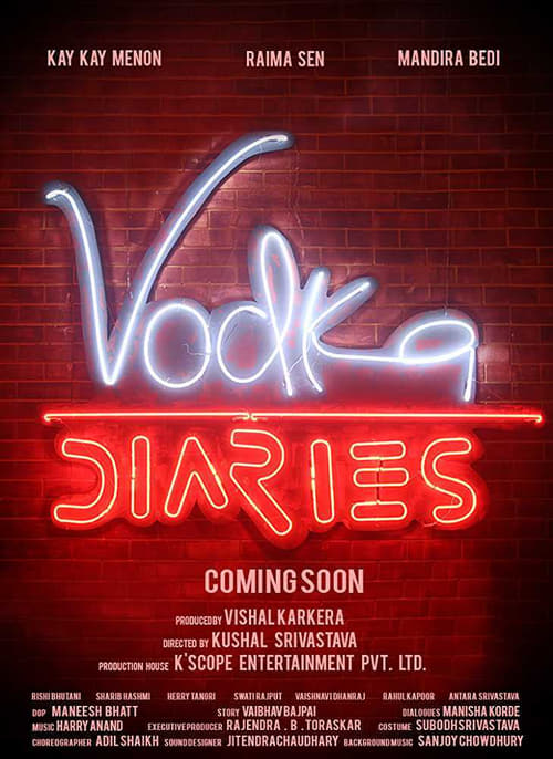 Vodka Diaries poster