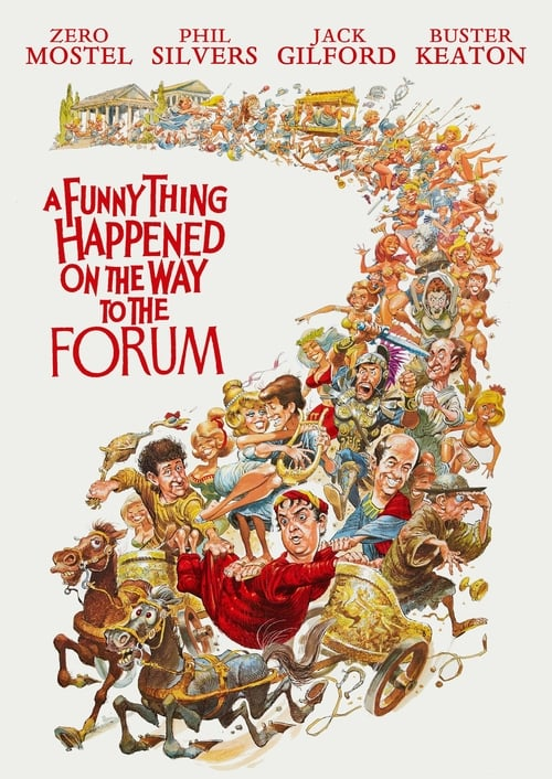 Download A Funny Thing Happened on the Way to the Forum (1966) Best Quality Movie
