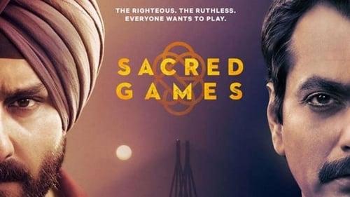 Sacred Games Hindi Dubbed season 1 complete