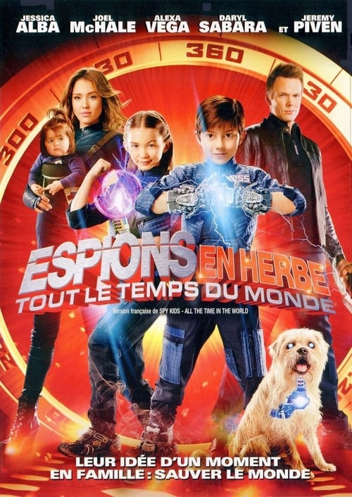 Voir Spy Kids 4: All the Time in the World (2011) streaming reddit VF